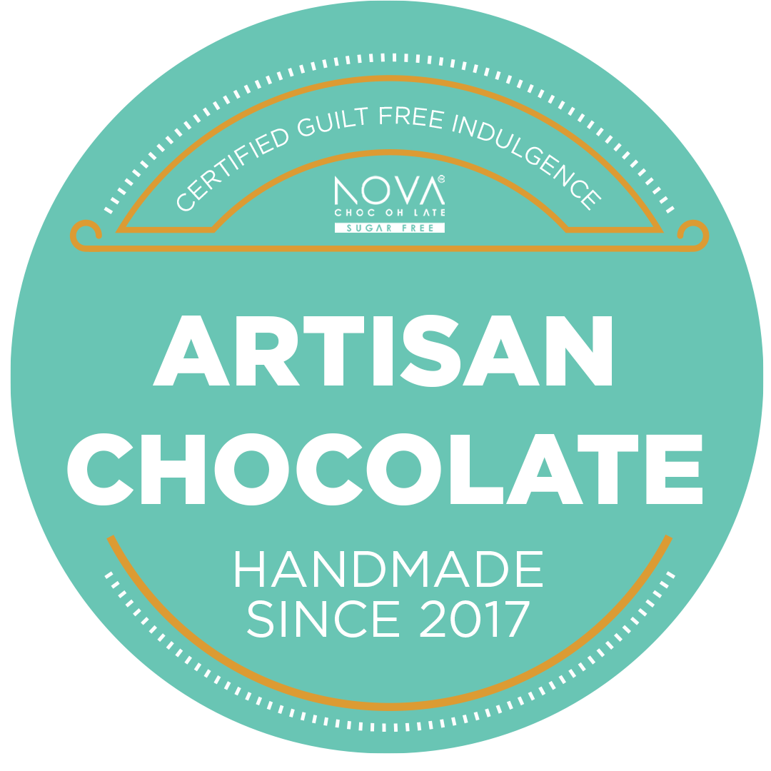 artisan chocolate gold-nova chocolate-sugar free-vegan-gluten free